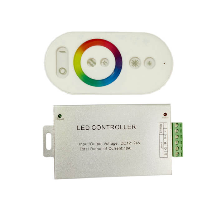 Touch RF Controller – CE ROHS 3years