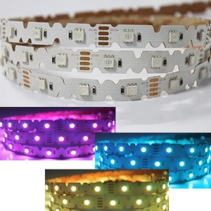 S-shape RGB Strip – CE ROHS 3years