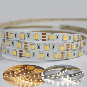Tunable White Led Strips – CE RoHS 3years