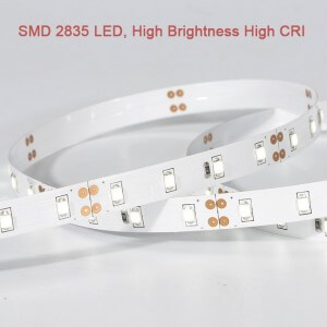 Ultra Bright 2835 LED Strip – CE RoHS 3years