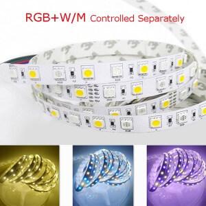 RGB+White Flex Led Strip – CE RoHS 3years